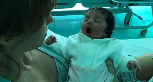 Il vagito di Vittoria, l'ultima bimba nata all'ospedale di Vittorio Veneto