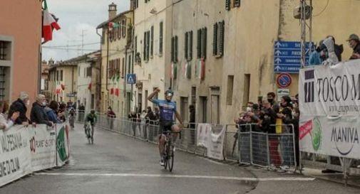 Al Trofeo Matteotti trionfa Luca Colnaghi