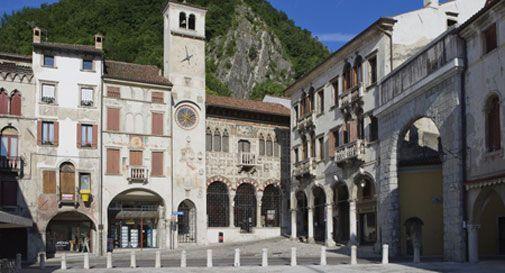 Vittorio Veneto, Serravalle diventa il set di un film