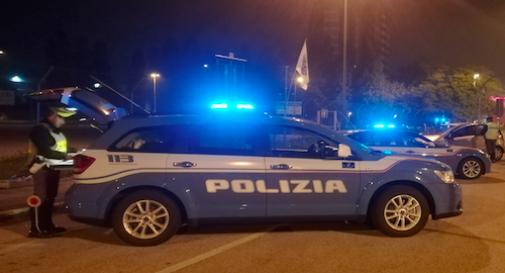 Treviso, un conducente su 5 guida sotto l'effetto di droga