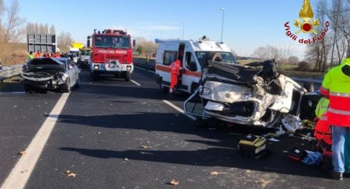 l'incidente in A28