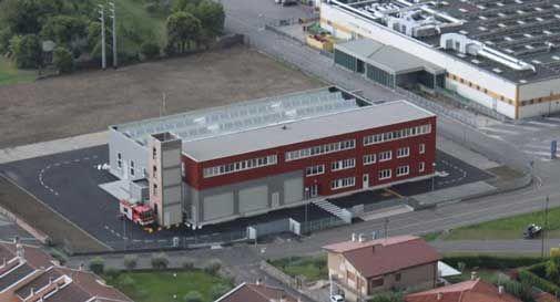 Vittorio Veneto, i vigili del fuoco hanno la loro nuova sede