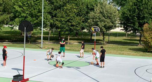 il basket torna in campo