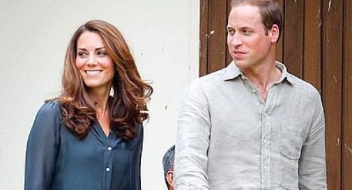 William e Kate aspettano un figlio