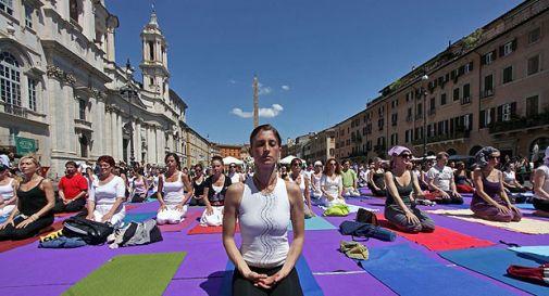 Treviso capitale dello Yoga per un giorno