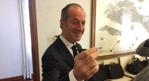 Firmato accordo preliminare sull'autonomia del Veneto. Zaia: