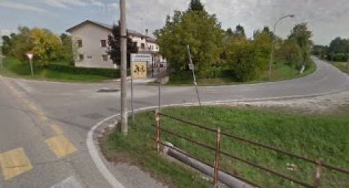 via Zermanesa all'altezza di via Cortellazzo
