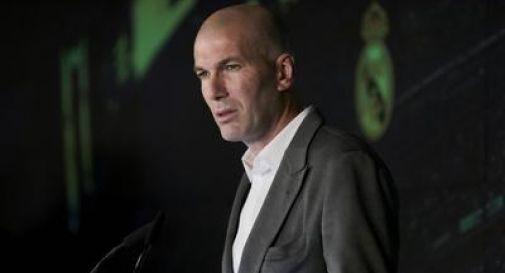 Grave lutto per Zidane
