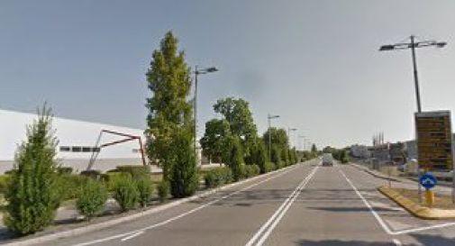 zona industriale sud a Motta di Livenza