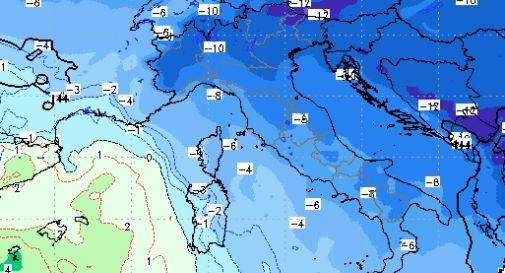 Freddo di origine scandinava alle porte: dal weekend netto calo termico