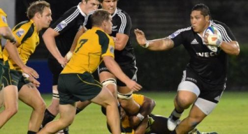 RUGBY, INGHILTERRA E ALL BLACKS IN FINALE