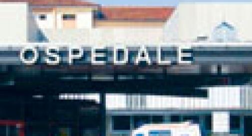 FIAMME IN UN AMBULATORIO DELL'OSPEDALE DI CONEGLIANO