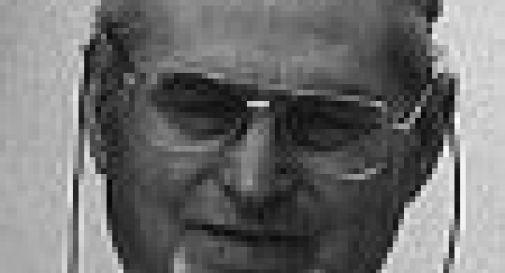 MORTO ERNESTO DARIO, PADRE DEL DIRETTORE DELL'ULSS 9