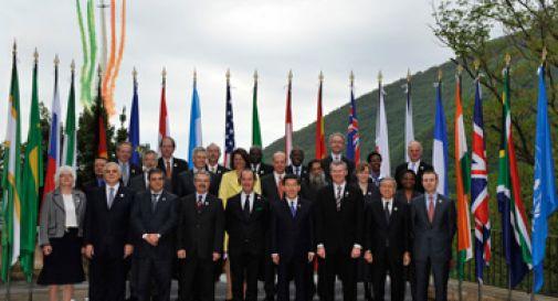 FAME NEL MONDO SECONDO IL G8