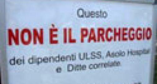 USL 8, GIRO DI VITE SUI DIPENDENTI CHE PARCHEGGIANO MALE L'AUTO
