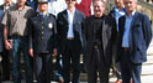 POLIZIOTTI AUSTRIACI IN VISITA