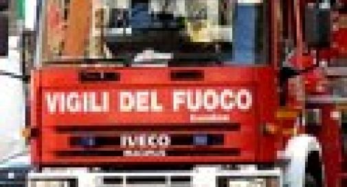INCENDIATE LE SCENOGRAFIE DEL MUSEO DEPOSITATE ALL'EX SCUOLA