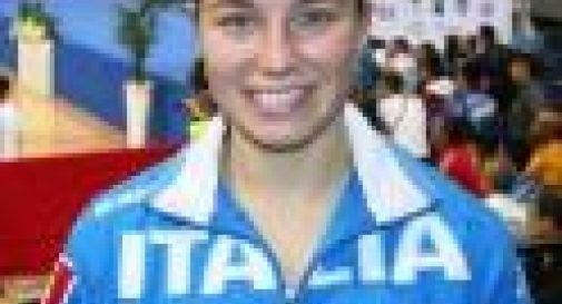 SARA CARDIN, 14° TITOLO ITALIANO