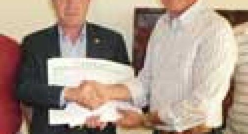 NUOVO CASELLO A27: FIRME IN PROVINCIA