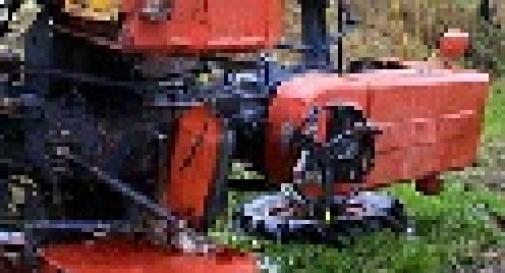 AGRICOLTURA A RISCHIO: UN TRATTORE SU TRE E' PERICOLOSO