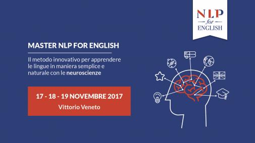 come imparare l'inglese più velocemente e senza sforzo con la PNL